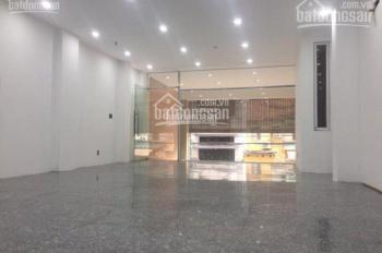 Cho thuê nhà mặt phố Bà Triệu 150m2x5 tầng, MT 6,5m, có thang máy, hầm, riêng biệt