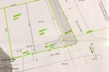 Bán đất đẹp góc 2 mặt tiền đường lớn 793 khu Kiều Đàm, P. Tân Hưng, Q7