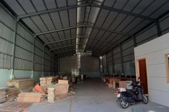 Kho, xưởng Lê Văn Quới, quận Bình Tân. DT: 602m2, hẻm container (giá 50tr)