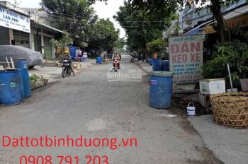 Bán đất đường D2 khu dân cư Thuận Giao, thị xã Thuận An, tỉnh Bình Dương. Diện tích 5x33m