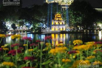 Bán nhà mặt phố Hàng Khay, DT 365m2, MT 7m, hậu 8m, LH: 0965190000