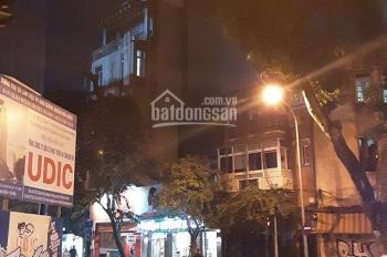 Nhà mặt phố Hàng Vôi, Hoàn Kiếm. DT 100m2, MT 6,8m, vuông vắn, 7 tầng, sổ đỏ, giá 65 tỷ (có TL)