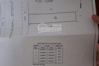 Bán nhà Nguyễn Huy Tưởng, P. 6, Q. Bình Thạnh, DT: 9.5x22m, CN: 209m2