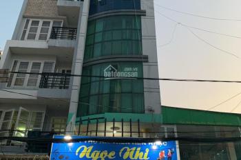 Bán nhà 5 lầu DT: 373.6m2 Lê Văn Thọ P11 Q Gò Vấp. Giá 8.8 tỷ, karaoke thuê 360 tr/năm 0908609012