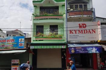 Bán nhà MTKD sầm uất Gò Dầu, P. Tân Sơn Nhì, Q. Tân Phú, DT 6x20m, cấp 4, giá 17 tỷ TL