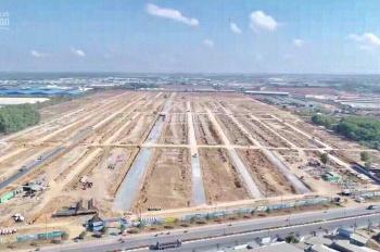 Bán đất sổ riêng, 2 mặt giáp KCN Nam Tân Uyên, mặt tiền DT746, giá rẻ đầu tư, sổ riêng, TT từng đợt