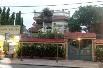 Bán biệt thự MTKD Gò Dầu, Q. Tân Phú, DT 12x27m, đúc 3 lầu, gía 45 tỷ TL vị trí đẹp không lỗi