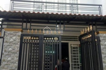 Võ Văn Vân - Vĩnh Lộc B - Bình Chánh - nhà 1 tấm đúc thật có giấy phép xây dựng, giá 1 tỷ, 2PN, 2WC