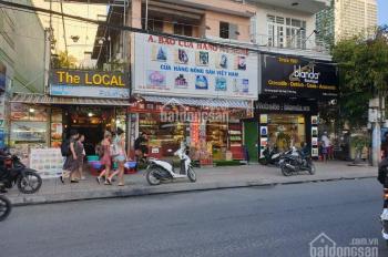 Cho thuê nhà mặt tiền đường Nguyễn Thiện Thuật phố tây Nha Trang giá cực rẻ!