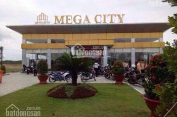 Bán gấp trong tết lô đất giá rẻ 730tr dự án Mega City 1, Bình Dương cơ sở hạ tầng hoàn thiện