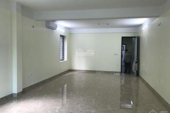 Cho thuê tòa nhà mới xây 100m2, 5 tầng, MT 5m tại mặt đường to khu Nguyễn Văn Trôĩ, Phương Liệt