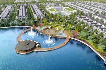 Bán gấp biệt thự SL Nguyệt Quế 168 m2 hướng ĐN, cách hồ Vinhomes Harmony 50m, giá 14,5 tỷ