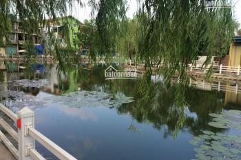Bán 193m2 đất mặt hồ giáp khu Ruby City 3 Phúc Lợi - LB - HN. Giá cực rẻ 34tr/m2