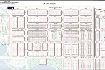 Bán ô đất biệt thự 300m2 - đường 16,5m - KĐT Nam Vĩnh Yên giá 11.x tr/m2 - 0987052592
