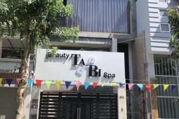 Cho thuê nhà mặt tiền số 40A đường Số 81, Phường Tân Quy, Quận 7, diện tích 6*16.2m, 1 trệt 3 lầu