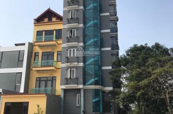 Bán hotel 8 tầng + 1 hầm. Lô góc 2 mặt đường P. Kim Chung, Đông Anh. 0977.191.861