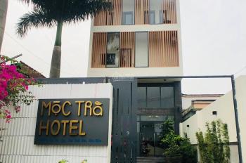 Bán khách sạn 19 phòng full nội thất 2 lầu 1 sân thượng tại Hóc Môn, LH 0933118849