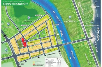Chào bán đất Green City giá chốt 2 tỷ 50 triệu bao rẻ nhất dự án. LH 0899.887.886