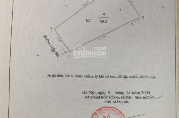 Bán nhà mặt phố Giáp Bát mặt tiền đẹp 5m sổ đỏ 69m2 giá 7.1 tỷ, LH Cường 0977.467.662