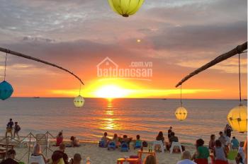 Bán 1600m2 đất mặt biển phố du lịch Trần Hưng Đạo, làm khách sạn cực đẹp, giá cực tốt