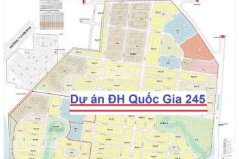 Chuyên giới thiệu đất Đại học Quốc Gia 245, Quận 9