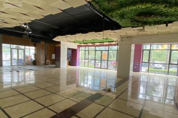 Cho thuê sàn chung cư tầng 1 lô góc ngã tư 10mx20m cực đẹp tại Nguyễn Cơ Thạch, LH 0974585078