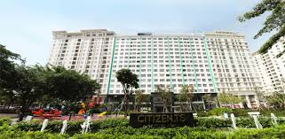 Cho thuê phòng trong căn hộ chung cư Citizen TS gần ĐH RIMT quận 7