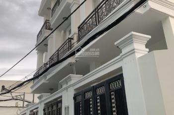 Bán nhà 6,36x12,28m xây 1 trệt 2 lầu ngay cầu Bình Triệu, Đường 16, Phạm Văn Đồng giá chỉ 5,98 tỷ