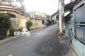 Nhà hẻm xe hơi tại phường 13, Tân Bình. DT 15x20m, 2 lầu, sân vườn tiện làm văn phòng, kho - Có Nhà