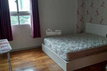 Cho thuê chung cư Vạn Đô 348 Bến Vân Đồn, Phường 1, Quận 4, diện tích 50m2, thiết kế 1 phòng ngủ