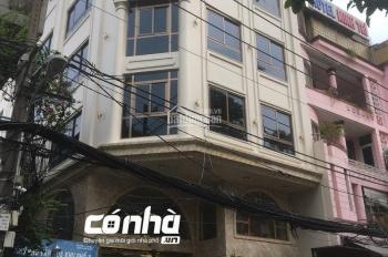 Nhà mặt tiền đường Ngô Quyền, Q10. DT 8x20m, hầm 4 lầu tiện kinh doanh mọi ngành nghề, BĐS có nhà