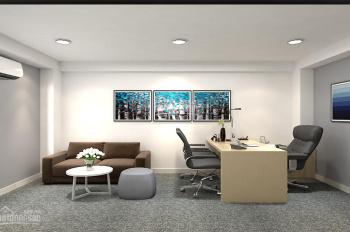 Cho thuê văn phòng 450m2 tầng 4 tại tòa mặt đường Hoàng Đạo Thúy, TX, giá siêu rẻ chỉ 184 ngh/m2/th
