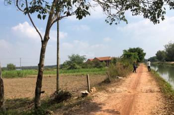 Bán đất chỉnh chủ tại Củ Chi, xã Phú Mỹ Hưng mặt tiền Bờ Kênh N23, DT 20x83=1663m2 có 500m thổ cư