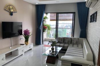 Cho thuê căn hộ Tản Đà, Quận 5, 100m2, 2PN, full NT, giá thuê: 11 tr/tháng, LH: Công 0903833234