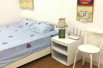 Cho thuê mặt bằng Hàng Cháo làm căn hộ dịch vụ, full đồ, 70m2x6T, MT 5.5m 11 phòng khép kín 45tr/th