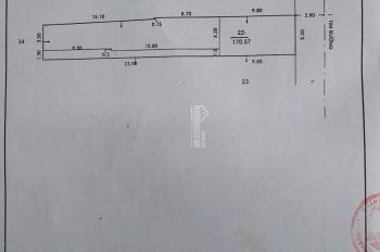 Cho thuê nhà nguyên căn. Diện tích đất 170m2, hẻm 8m
