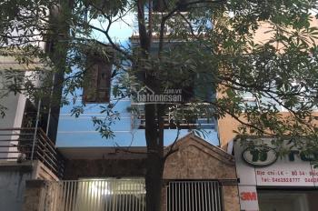 Cho thuê liền kề KĐT Bắc Hà - Nguyễn Văn Lộc, DT: 80m2 * 4 tầng + 1 hầm, MT 5m, giá 25tr/ tháng