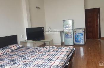 Phòng cho thuê Nguyễn Thị Thập giá 40m2, full nội thất, bếp nấu ăn giá 6 triệu