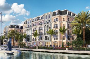 Bán shophouse Aqua City 6 tầng mặt biển, sát bãi tắm Vịnh Hạ Long, DT 81m2, giá 6.7 tỷ