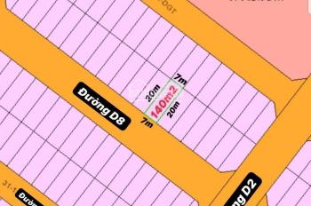 Chủ gửi bán lô đất TĐC Đại Phước, đường D8 tuyến thông tương lai kết nối đường cầu Cát Lái
