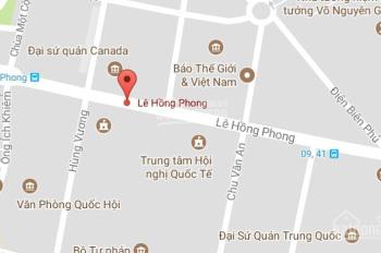 Mặt bằng hơn 20m2 phố Lê Hồng Phong - chính chủ cho thuê LH: 0981241605