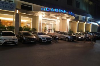 Bán cc cao cấp Hòa Bình Green Apartment - Khu Vĩnh Phúc 7.2 ha - Q.Ba Đình (Đ/c: 376 đường Bưởi)