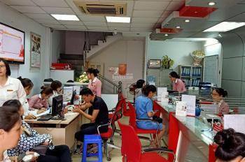 Cho thuê nhà mặt phố Hào Nam 60m2 x 5 tầng, MT 5m, thông sàn giá 25tr/th, LH 0362452460