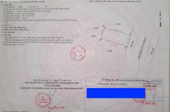 Cần bán lô đất 60m2 dự án Phú Hồng Thịnh 6, chính chủ