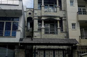 Bán nhà mặt tiền hẻm Nguyễn Bá Tòng, P12, Q Tân Bình, DT: 100m2, 4 tầng, có thang máy