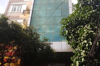 Cho thuê tòa VP 7 Lầu thang máy chuẩn US Phường Đa Kao Q.1, (8.5x22m), giá thuê 184,64 triệu/tháng