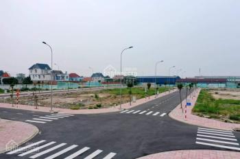 Bán lô góc MT Bình Chuẩn 44 (gần UBND), TT Thuận An, SHR, thổ cư 100%, giá 1.5 tỷ/100m2, 0768449697