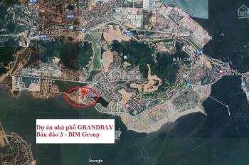 Chi tiết 5 lô góc còn lại cuối cùng của dự án Shophouse Grand Bay - Bim Group Hạ Long