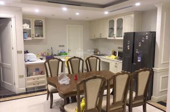 Cho thuê căn hộ cao cấp 2--3PN vừa hoàn thiện tại Golden Armor, B6 Giảng Võ, từ 12 triệu/tháng