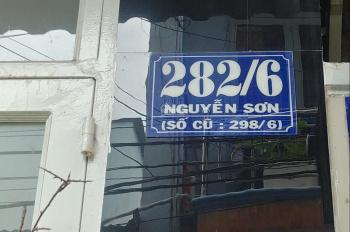 Chính chủ cần bán nhà hẻm chợ Nguyễn Sơn, Q Tân Phú, TP HCM, LH chính chủ: 0902826974 Ms Liễu
